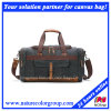 Fashion Canvas Duffle Bag for Outdoor Traveling and Camping