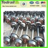 Stainless Steel Railway Wheel Sets for Mine Car