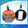 Professional Customized 3D C-130h Airplane PVC Rubber Luggage Tag for Souvenir (XF-LT06)
