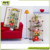 DIY Storage Cube Shelfs Steel Wire Storage Rack