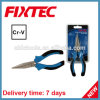 Fixtec Hand Tools Hareware 6 Inch CRV Long Nose Pliers Home Tool Cutting Tool