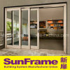 Aluminium Sliding Door System for Balcony