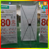 Foldable X Stand Banner for Promotion