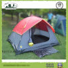 4p Double Layers Half Cover Camping Tent