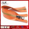 Hot Sale High Quality Plastic Zipper Waterproof Zipper for Garments