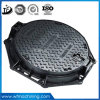 OEM Cast Ductile/Grey Iron Sand Casting for Round Manhole Cover