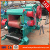 Economical Drum Wood Chipper Crusher with Nail Removing Device
