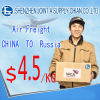 Air Shipping to Russia From China