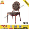 Antique Fabric Round Back Dining Wedding Chair (CY-1012)