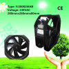 Black Color IP44 Axial Flow Fan with Size 280X280X80mm