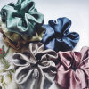 Mulberry Silk Scrunchies Hair Ties Hair Rope Hair Band Custom Luxury Satin Scrunchy
