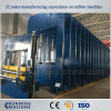 Rubber Conveyor Belt Vulcanizing Press Exported to Thailand
