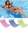 OEM PVC Swimming Pool Water Foldable Floating Sofa Bed Hammock