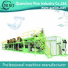 250PCS/Min New Design Full Waist Band Disposable Baby Nappy Baby Diaper Machine