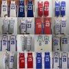 2019 Philadelphia 76ers Ben Simmons Jimmy Butler Stitched Basketball Jerseys