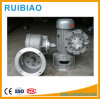 Construction Spare Parts Worm Gear Reducer Gearbox, Alloy Gear Rack Reduction Gear Box Used in Lifer