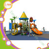 Kindergarten furniture Outdoor Children Playground/ Kids Plastic Outdoor Playground