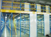 Structural Steel Warehouse Mezzanine Racking
