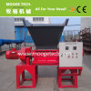 Top quality double shaft plastic shredder machine