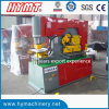 Q35Y-20 Hydraulic combined punching shearing bending cutting notching machine