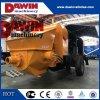 40 50m3/H Trailer Concrete Pump with Kawasaki Oil Pump for Sale
