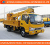 16m High Platform Operation Truck Bucket Truck for Sale