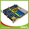 TUV-GS Approved Rectangle Trampoline Park From Liben