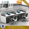 Modern Office Furniture Partition Workstation by GS/Ce Approved (HX-8N2570)