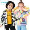 Micro Fleece Polyester Children /Girl /Boy/ Baby Hoodies/ Jacket/ Children Clothes