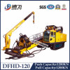 120t Full Hydraulic Horizontal Directional Drilling Rig with Crane