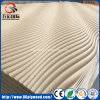 Decorative Textured Embossed Plain 3D MDF Wall Panel