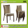 Stacking Imitated Wooden Dining Restaurant Chair (RH-52001)