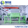 Single Shaft Shredder Machine for Recycling Plastic PVC HDPE Pipe