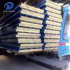 Architectural Steel Structure Polyurethane PU Steel Structure Sandwich Panel