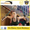 Procircle Stretch Exercise Latex Resistance Bands Tube Bundle 11PCS