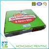 China Manufacturer Custom Printed Cheap Paper Pizza Box