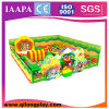 2016 New Hot Sale Plaground with Trampoline Wonderful High Quality Indoor Children Amusement Equipment Doll House