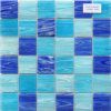 Glass Mosaic 48by48mm Blue Color