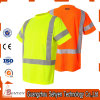 Construction High Visibility Safety T-Shirt for Man