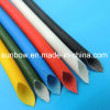 High Temperature Silicone Coated Glass Fibre Sleeving for Wire Insulation