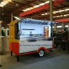 Mobile Fast Food Hot Dog Cart Hot Selling