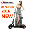 2017 New 36V Lithium Battery E Scooter