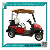4 Seater Golf Carts, Battery Power, Aluminum Chassis, CE Approved, Eg202ak
