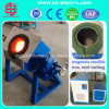 Medium Frequency Induction Furnace for Steel