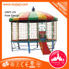 Large Size Bungee Jumping Round Trampoline with Safety Net