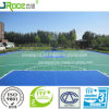 Offer Site Construction Plastic Outdoor Basketball Court Floor