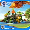 Yl-L173 China Factory Customized Children′s Plastic Playground