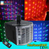 LED Disco Light High Brightness 6 3W Mini LED Butterfly Stage Light with Remote Control
