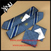 Handmade Jacquard Woven 100% Silk Tie with Pocket Square