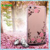 Secret Garden TPU Electroplating Mobile Phone Case for iPhone7